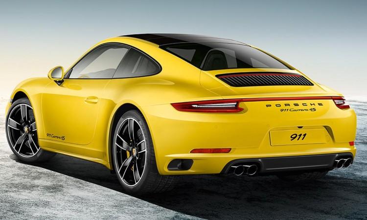 Ihr Porsche 911 S kann jetzt 30 PS mehr haben – Porsche Exclusive sei Dank!