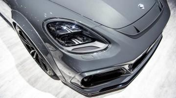 Neuer TechArt GrandGT: Porsche Panamera Turbo in Breitbau