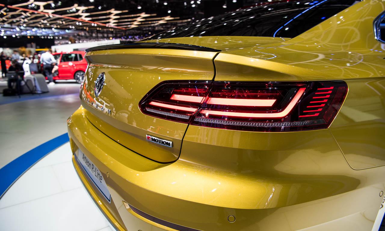 VW Arteon auf dem Genfer Autosalon 2017 AUTOmativ.de 6 - Endlich haben wir den A7 aus Wolfsburg: Der VW Arteon kann bestellt werden!