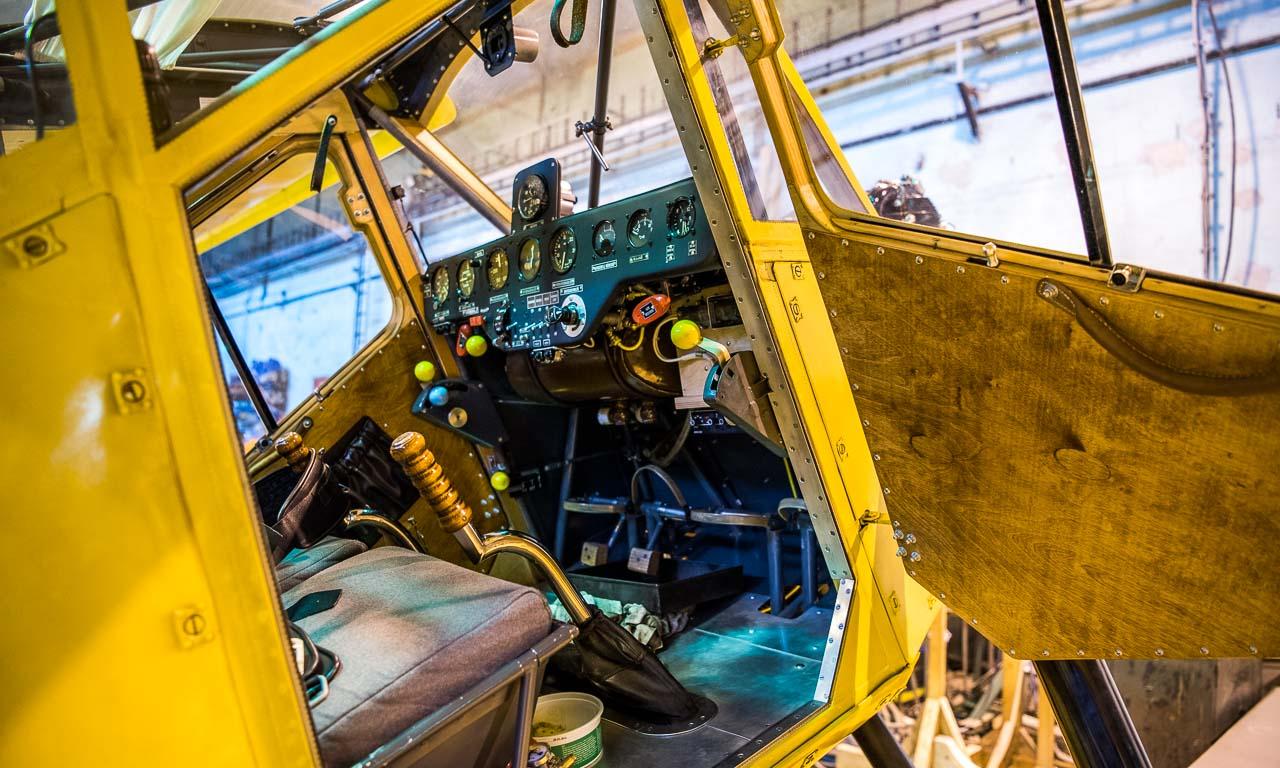 VW Crafter Budapest Crafter2Craftsmen Volkswagen Crafter NewCrafter AUTOmativ Benjamin Brodbeck Goldtimer Restauration Flugzeuge 5 - Mit dem VW Crafter in Budapest auf den Spuren der europäischen Handwerkskunst