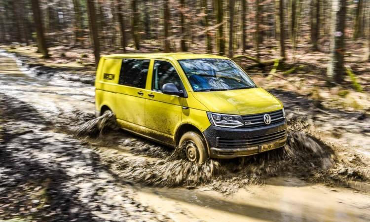 Fahrbericht VW T6 Rockton: Für Abenteurer und grobe Minimalisten