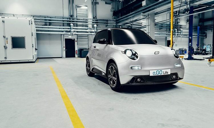 e.GO Life als putziges Elektroauto für nur 16.000 Euro!