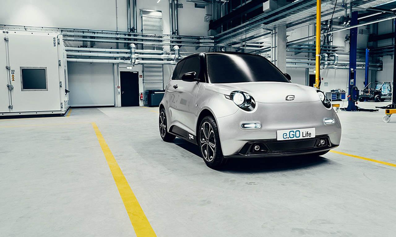 e.GO_Life_Elektroauto