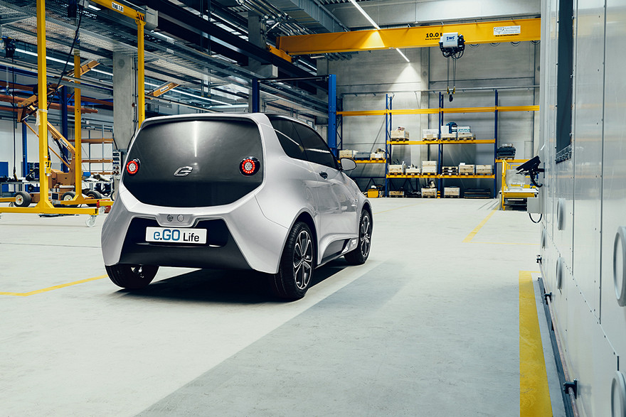 e go life 45 hinten 880 - e.GO Life als putziges Elektroauto für nur 16.000 Euro!