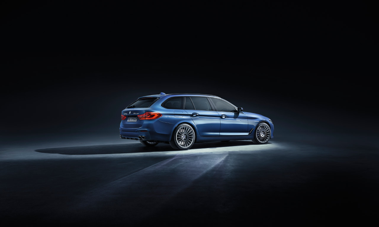 "2017 03 BMW ALPINA B5 BITURBO 03 Titel - Alpina B5 Touring - ""...wenn BMW keinen M5 Touring baut..."""