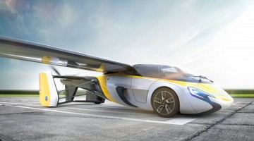 McLaren-Style: Großes Update für das Flugauto von AeroMobil