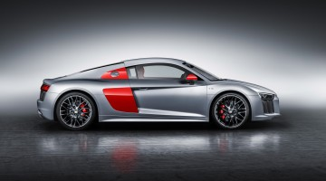 Parallel zur GT4-Version: Audi R8 Coupé by Audi Sport