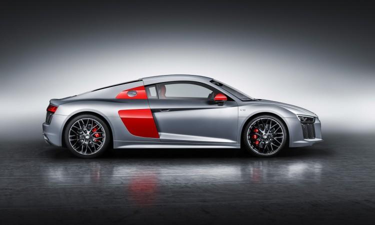 Parallel zur GT4-Version: Audi R8 Coupé by Audi Sport