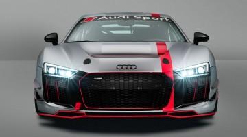 Neuvorstellung Audi R8 LMS GT4: Obacht, Cayman GT4 Clubsport!