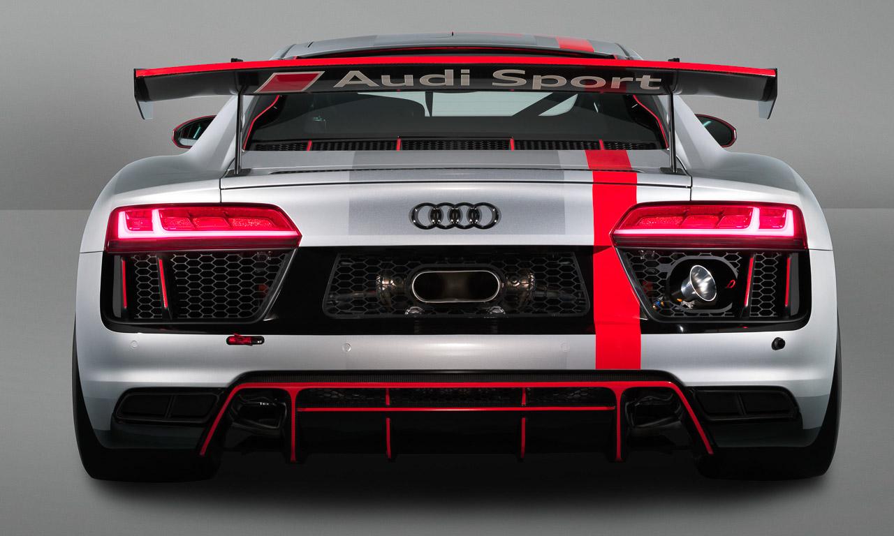Audi R8 LMS GT4 2017 AUTOmativ.de 3 - Neuvorstellung Audi R8 LMS GT4: Obacht, Cayman GT4 Clubsport!
