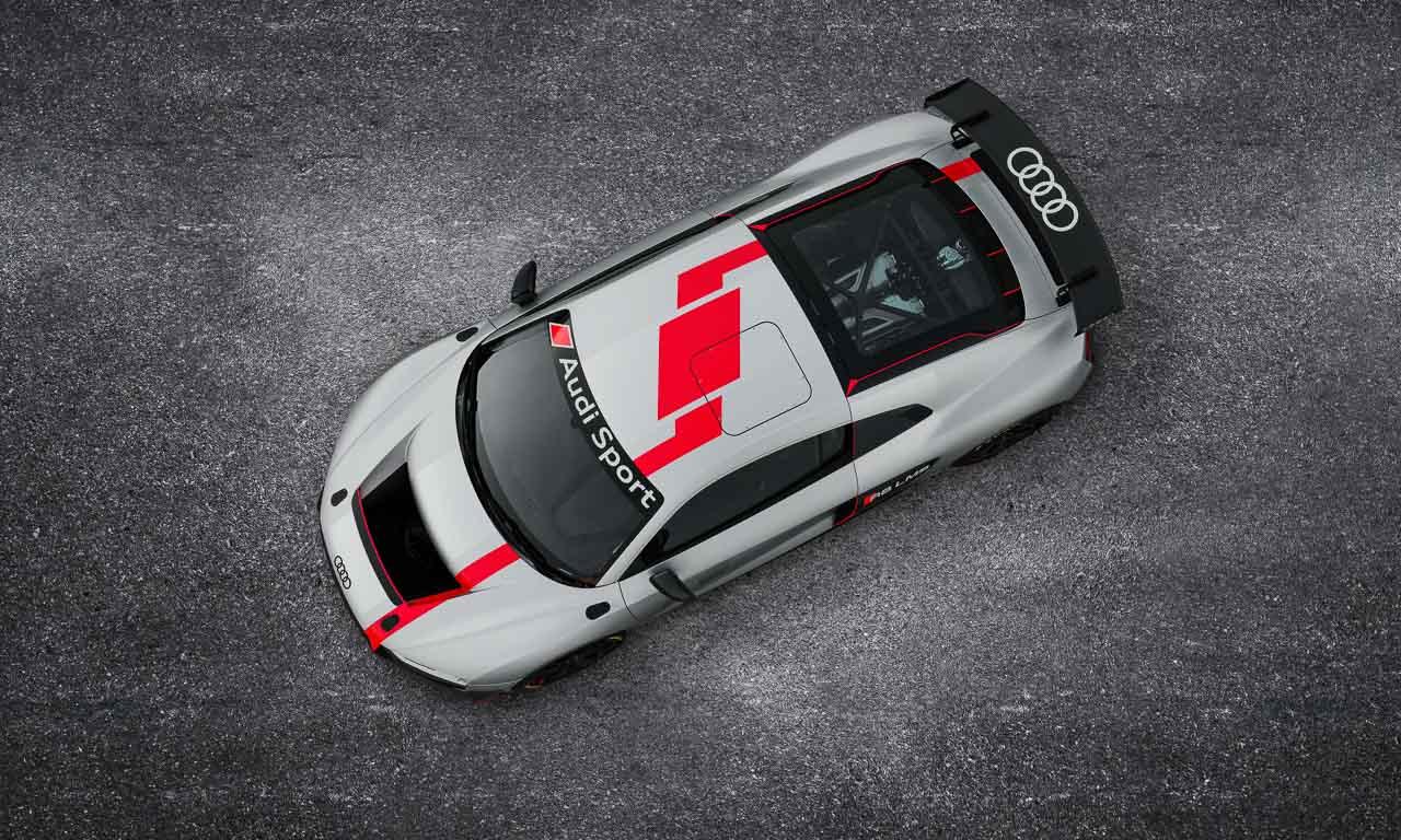 Audi R8 LMS GT4 2017 AUTOmativ.de  - Neuvorstellung Audi R8 LMS GT4: Obacht, Cayman GT4 Clubsport!