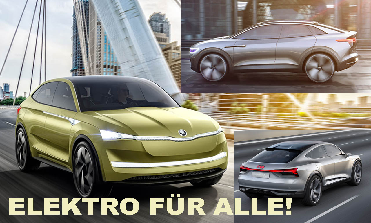Coverbild VW Offensive Elektro