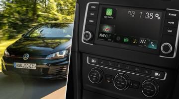 Infotainment-Upgrade für VW Golf 7: Pioneer NAVGATE EVO [Werbung]