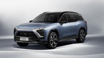 Nio ES8: Erstes SUV des Next EV-Startups aus Alu und mit Allrad