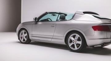 Wie sieht der denn aus: Porsche Cayenne Cabriolet im Targa-Look