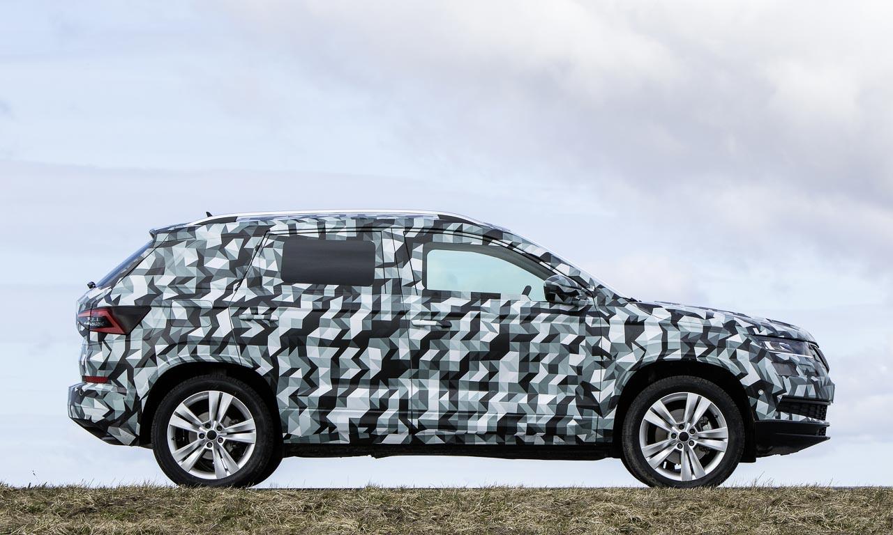 Skoda Karoq SUV Kompaktklasse Skoda Kodiaq AUTOmativ.de Benjamin Brodbeck