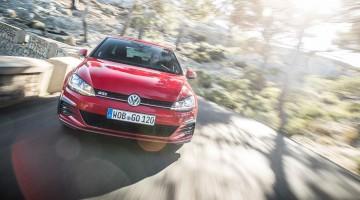 Volkswagen VW Golf GTI Performance 2017 mit 245 PS und 370 Nm im ersten Test und Fahrbericht