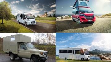 Wohnmobil ABC: Welche unterschiedlichen Wohnmobiltypen gibt es?