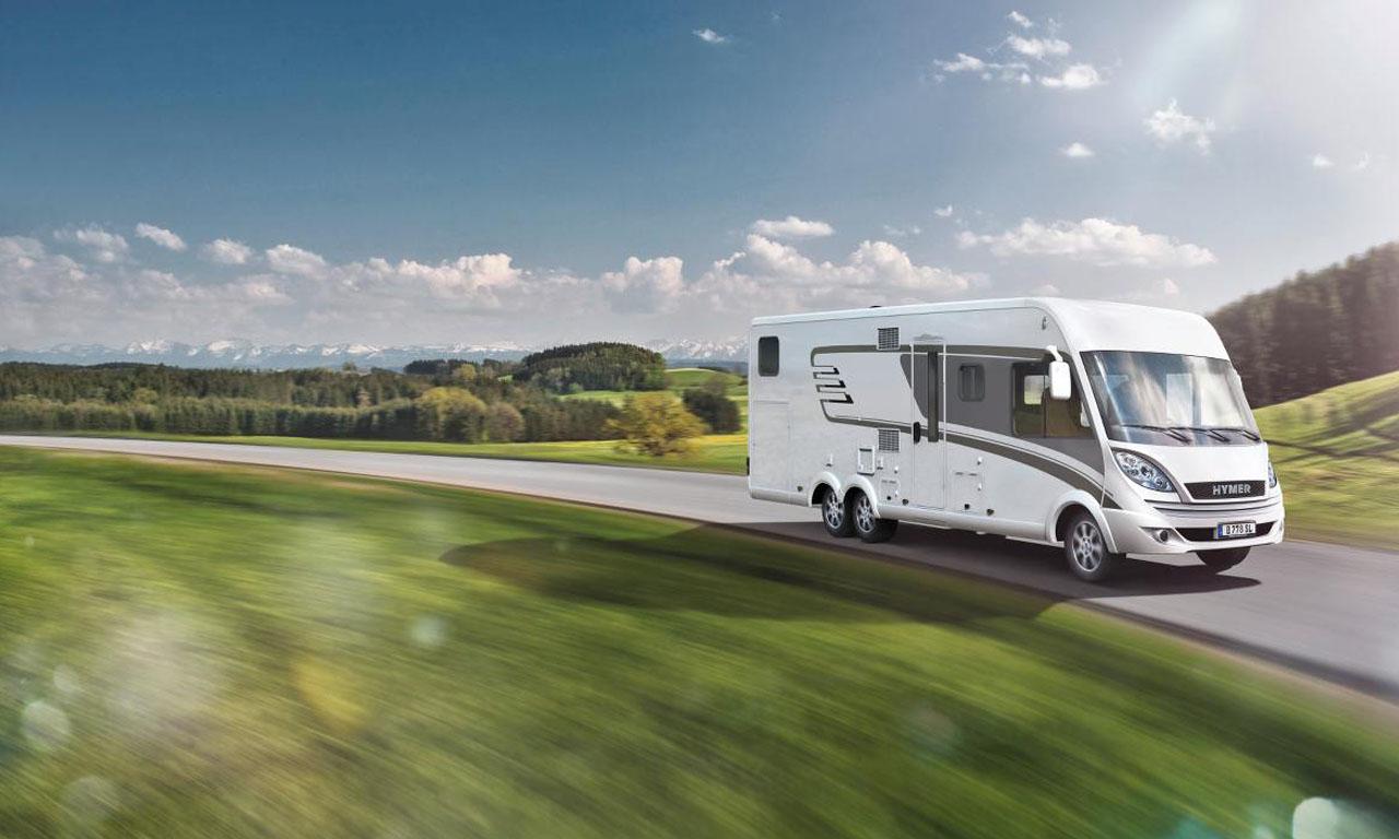 Wohnmobile Mieten auf Erento.com Hymer ML-T AUTOmativ.de