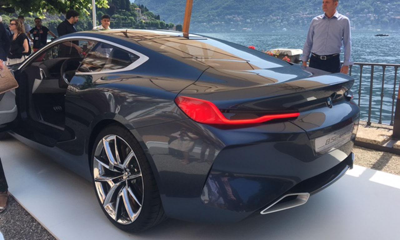 1BMW 8er LQ 19 - Das ist das BMW 8er Coupé 2019 in all seiner puren Schönheit