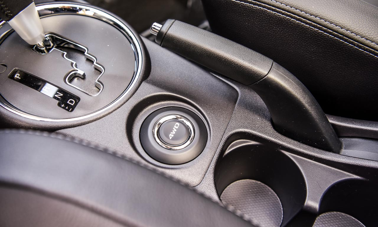 1Mitsubishi ASX 2017 Offroad Test Fahrbericht AUTOmativ.de Benjamin Brodbeck 5 - Test Mitsubishi ASX 2.2 DI-D 4WD (150 PS): Auch er kann ordentlich Offroad!