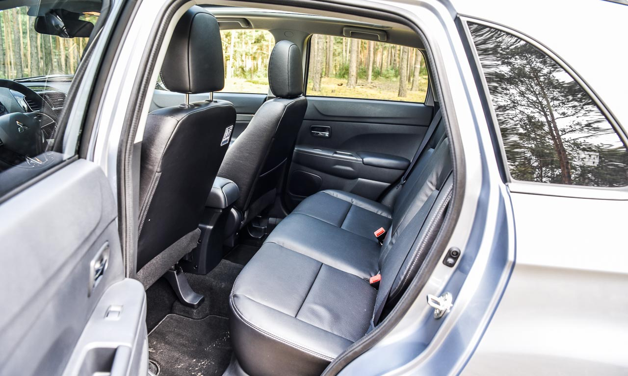 1Mitsubishi ASX 2017 Offroad Test Fahrbericht AUTOmativ.de Benjamin Brodbeck 9 - Test Mitsubishi ASX 2.2 DI-D 4WD (150 PS): Auch er kann ordentlich Offroad!