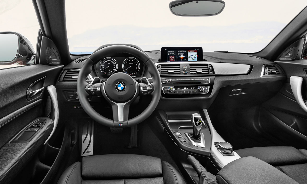 BMW 1er und 2er Generation 2018 Neu AUTOmativ.de 11 - Sanfte Anpassung für BMW 1er und 2er Reihe mit weniger Handschaltung