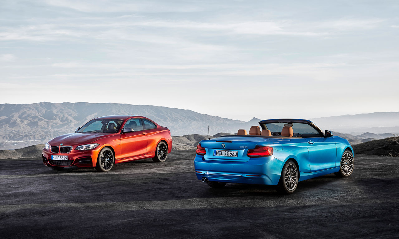 BMW 1er und 2er Generation 2018 Neu AUTOmativ.de 3 - Sanfte Anpassung für BMW 1er und 2er Reihe mit weniger Handschaltung