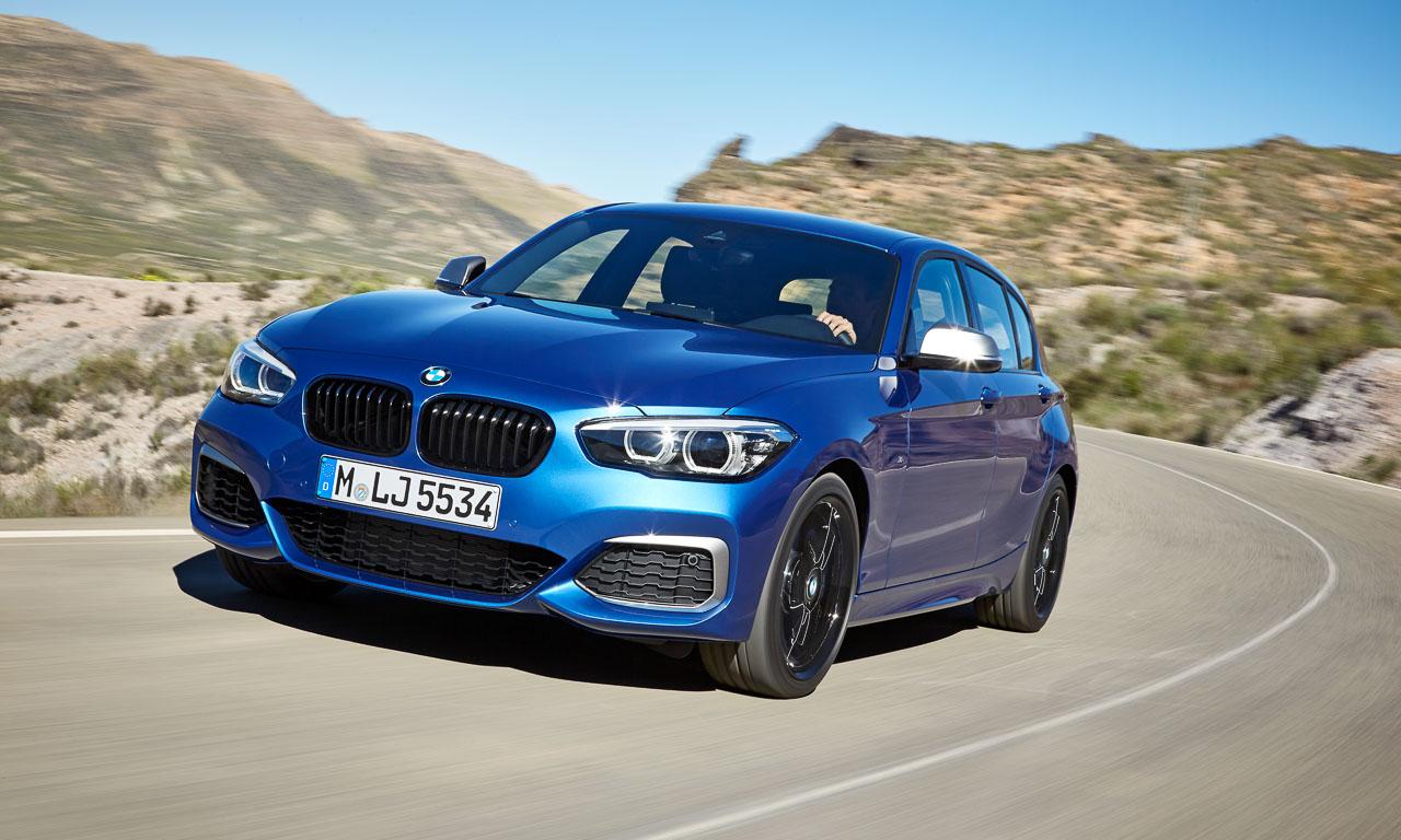 BMW 1er und 2er Generation 2018 Neu AUTOmativ.de 6 - Sanfte Anpassung für BMW 1er und 2er Reihe mit weniger Handschaltung