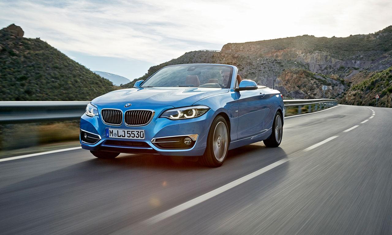 BMW 1er und 2er Generation 2018 Neu AUTOmativ.de 9 - Sanfte Anpassung für BMW 1er und 2er Reihe mit weniger Handschaltung