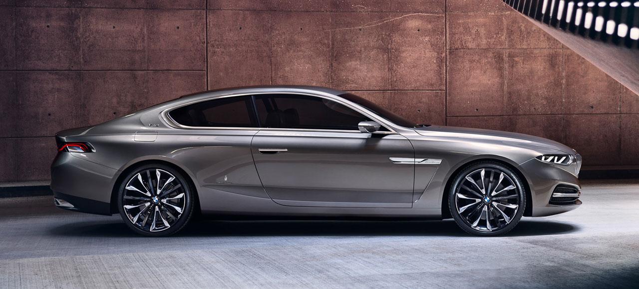 Wie könnte das BMW 8er Coupé aussehen? Ähnlich wie das hier dargestellte Gran Lusso Konzept?