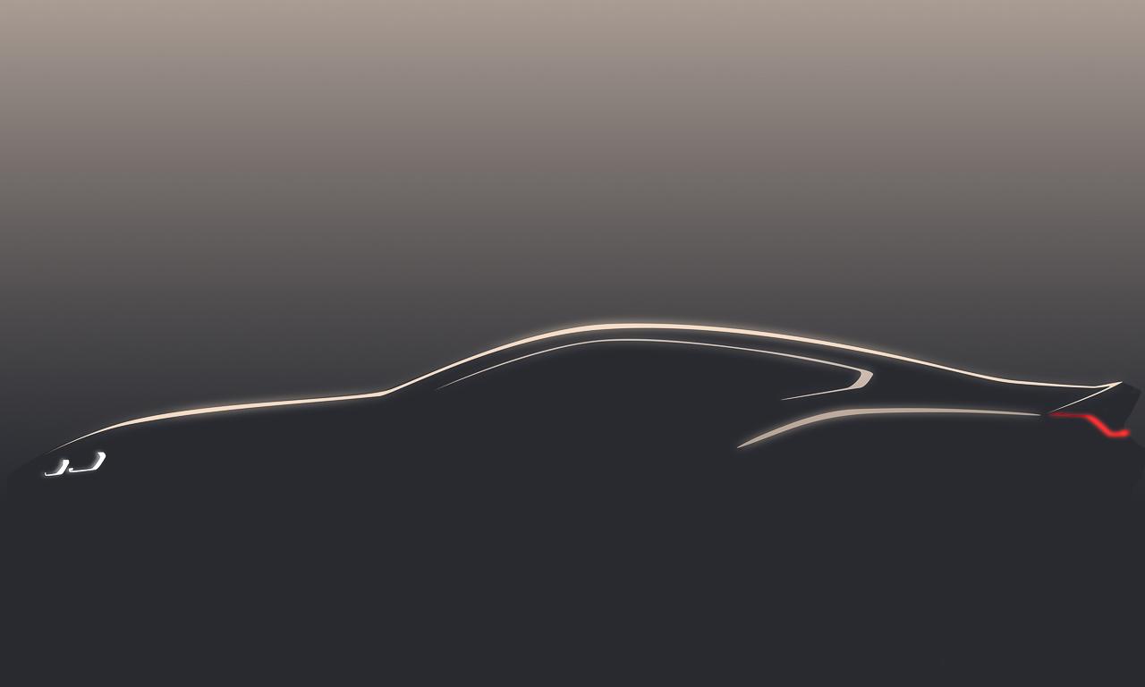BMW 8er Coupe 2018 3 - Der BMW 8er wird zurückkommen und das ist das Konzept!