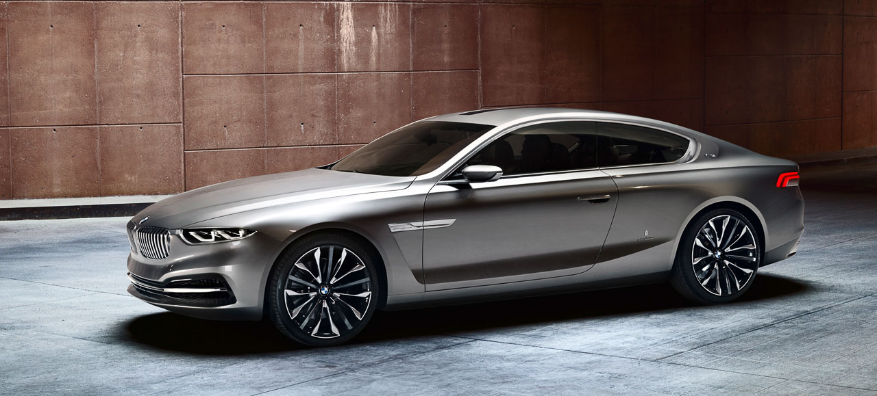 BMW 8er Coupe 2018