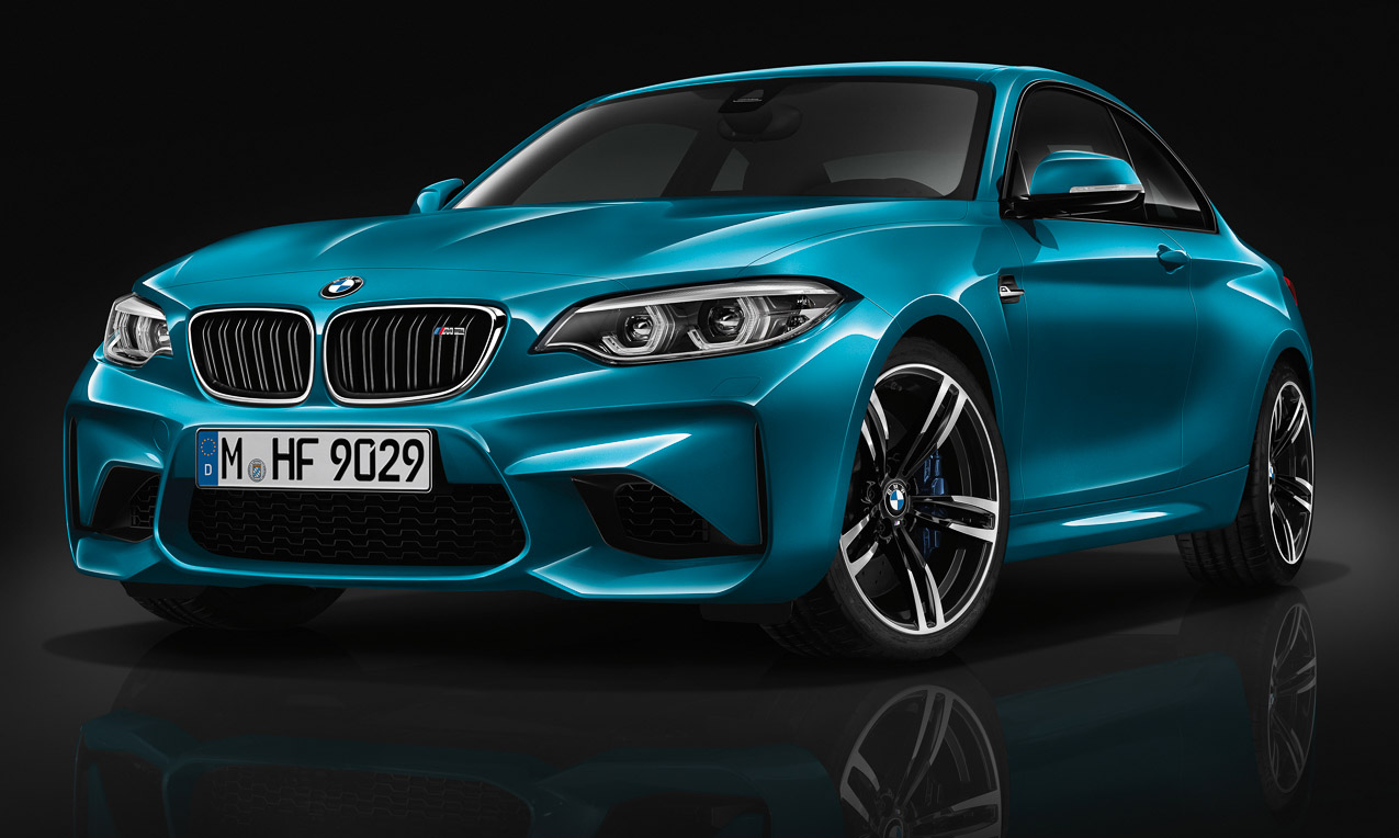 BMW M2 Coupe 2018