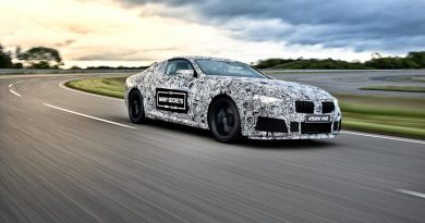 Der BMW M8 kommt tatsächlich mit über 600 PS!