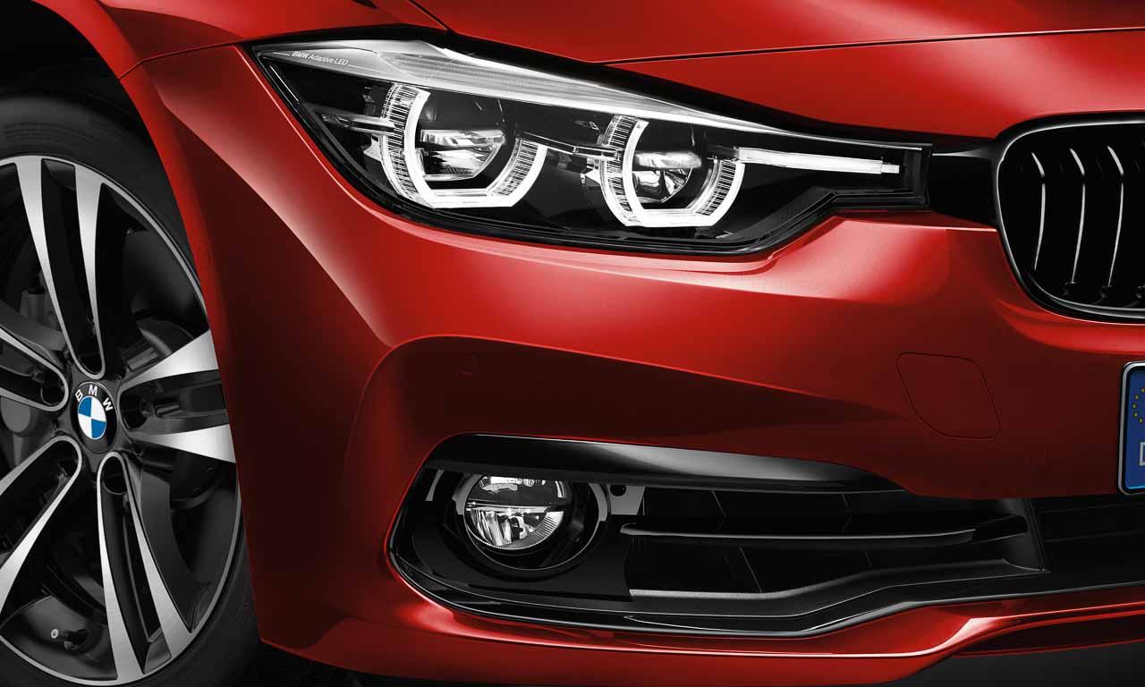 Die neuen Editionsmodelle der BMW 3er Reihe AUTOmativ.de Benjamin Brodbeck 3 - Neue Editionsmodelle der BMW 3er Reihe: Schatten und Licht