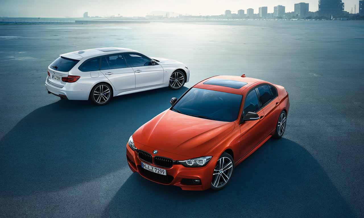 Die neuen Editionsmodelle der BMW 3er Reihe AUTOmativ.de Benjamin Brodbeck 4 - Neue Editionsmodelle der BMW 3er Reihe: Schatten und Licht