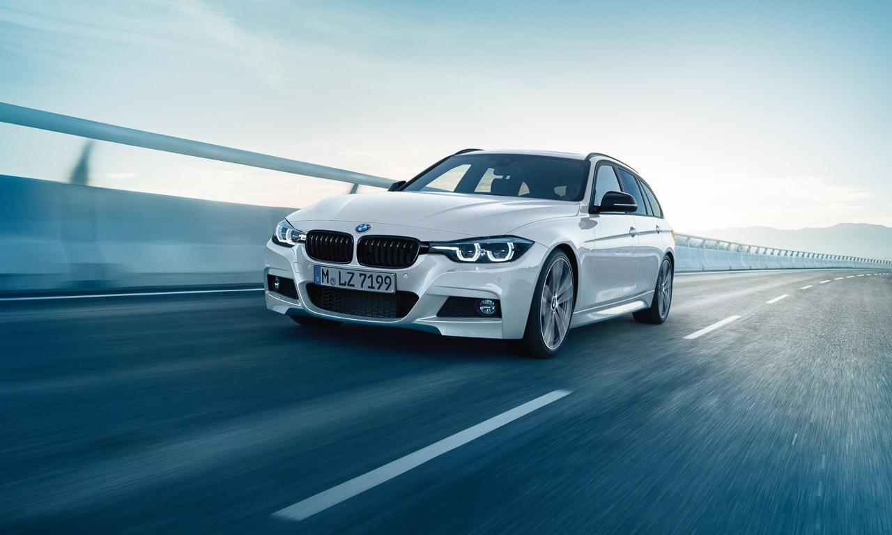 Die neuen Editionsmodelle der BMW 3er Reihe AUTOmativ.de Benjamin Brodbeck 5 - Neue Editionsmodelle der BMW 3er Reihe: Schatten und Licht