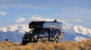 Earth Roamer XV LT XV LTS Expeditionsmobil Reisemobil Wohnwagen Ford Pick Up F150 AUTOmativ.de Benjamin Brodbeck1 4 360x200 - Earth Roamer XV-LTS: Dieses Teil fährt Sie zur Hölle und wieder zurück