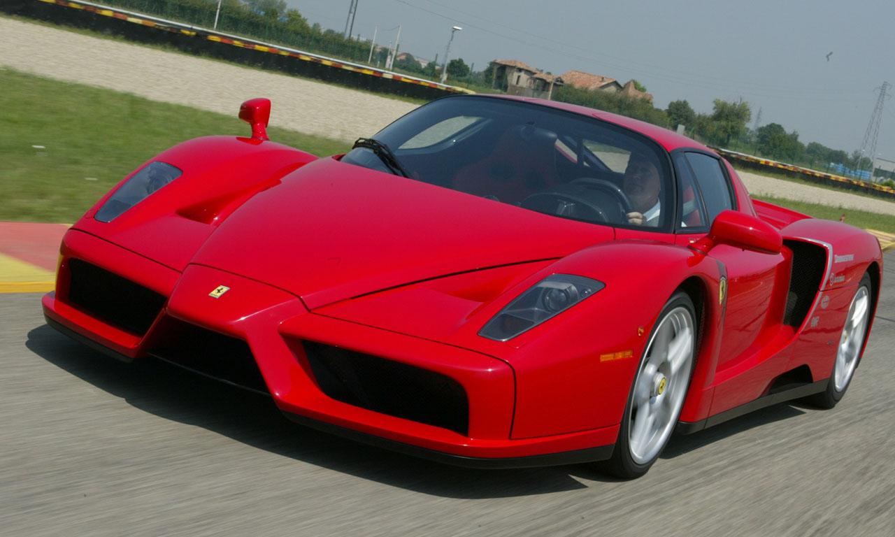 Ferrari Enzo - Das sind die Top 5 profitabelsten (ROI) Supersportler der Welt
