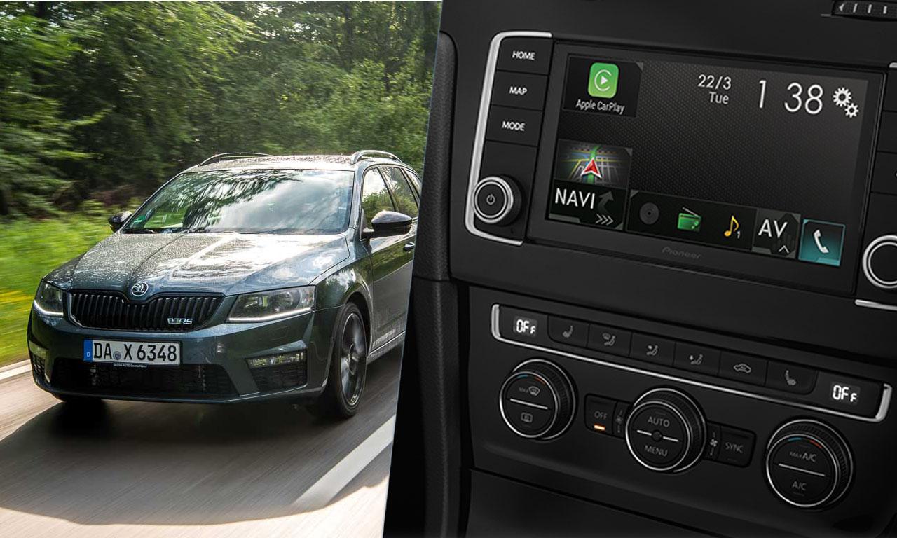 Infotainment Upgrade für Skoda Octavia Pioneer NAVGATE EVO AUTOmativ.de  - Neues Modelljahr für den BMW M2 (2018)