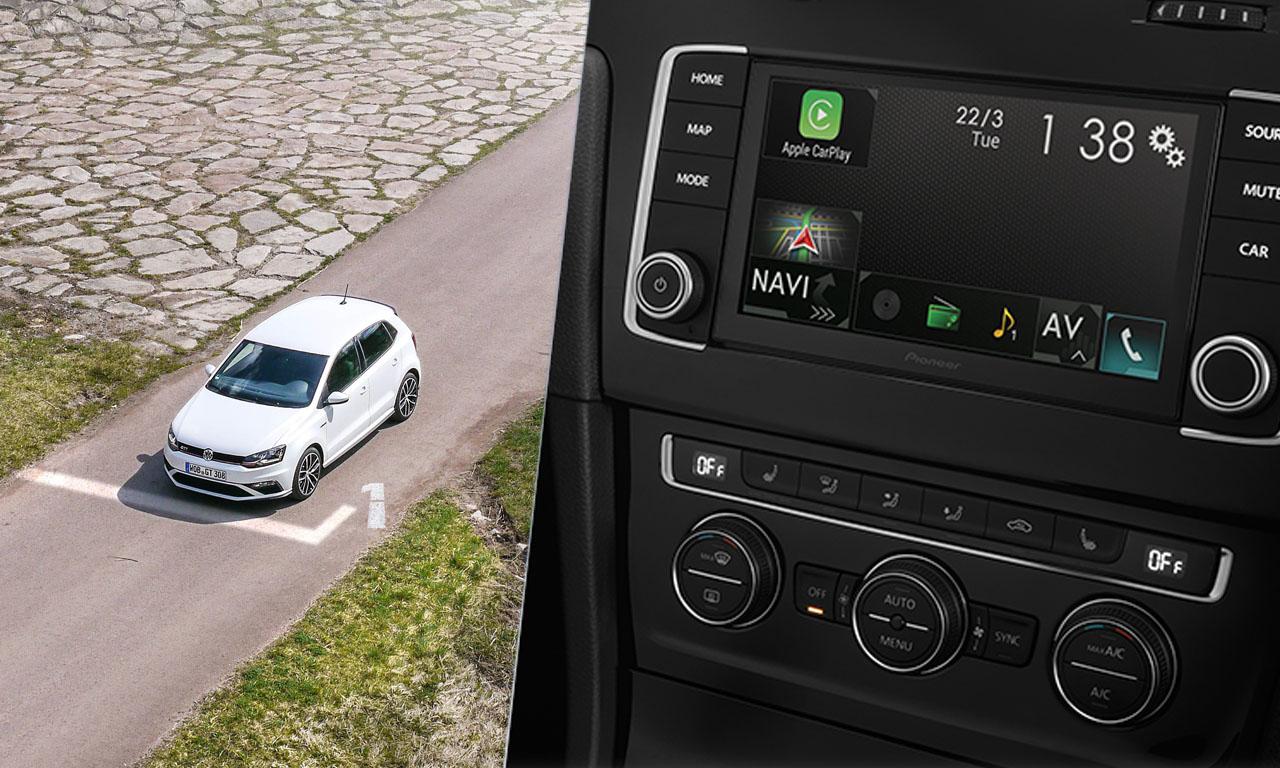 Infotainment Upgrade für VW Polo Pioneer NAVGATE EVO AUTOmativ.de  - Concorde Liner Plus: Doppelhaushälfte oder mobiler Traumpalast?