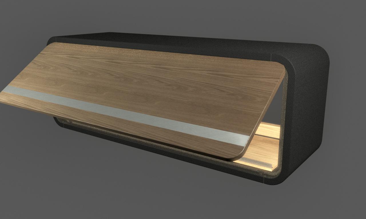 Das neue Verfahren zur Produktion und zum Einbau von Möbelelementen.