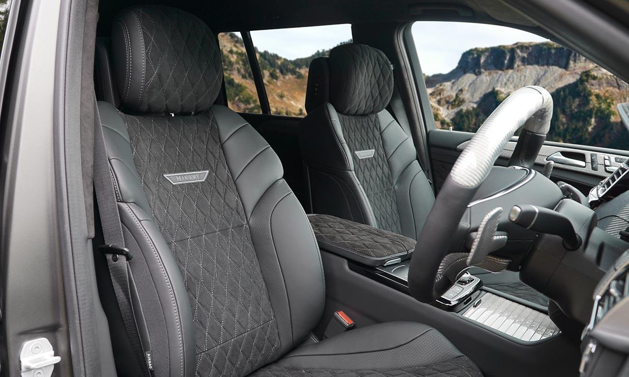 MANSORY MercedesBenz GLS63 AUTOmativ.de Benjamin Brodbeck 3 - Böser Mansory Mercedes GLS 63 mit 840 PS und 1.150 Nm