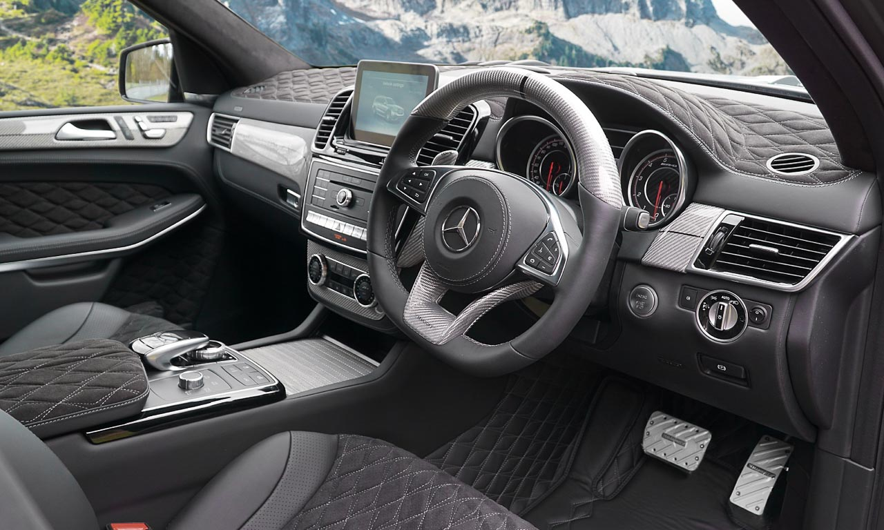MANSORY MercedesBenz GLS63 AUTOmativ.de Benjamin Brodbeck 4 - Böser Mansory Mercedes GLS 63 mit 840 PS und 1.150 Nm