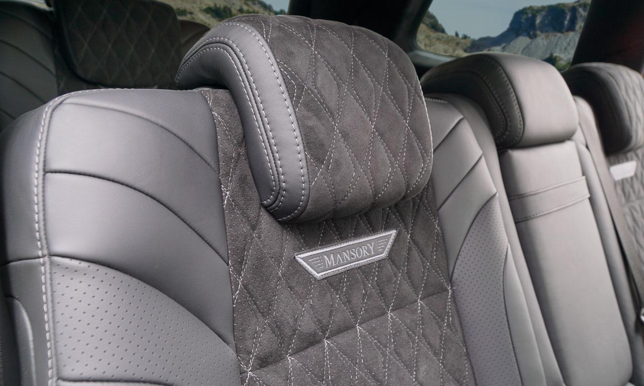 MANSORY MercedesBenz GLS63 AUTOmativ.de Benjamin Brodbeck 5 - Böser Mansory Mercedes GLS 63 mit 840 PS und 1.150 Nm