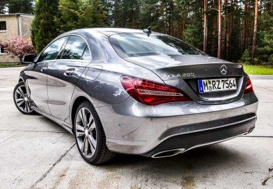 Fahraktive Eleganz: Überraschender Mercedes CLA 200