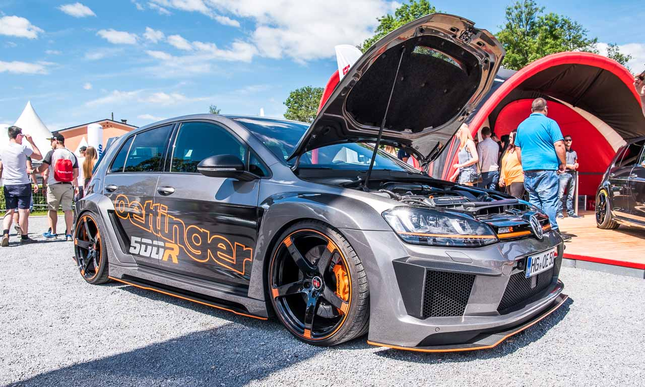 Oettinger VW Volkswagen Golf R500 Audi TFSI 518 PS 680 Nm AUTOmativ.de Worthersee2017 Benjamin Brodbeck 4 - Oettinger 500R: Dieser Monster-Golf hat 518 PS und 680 Nm!