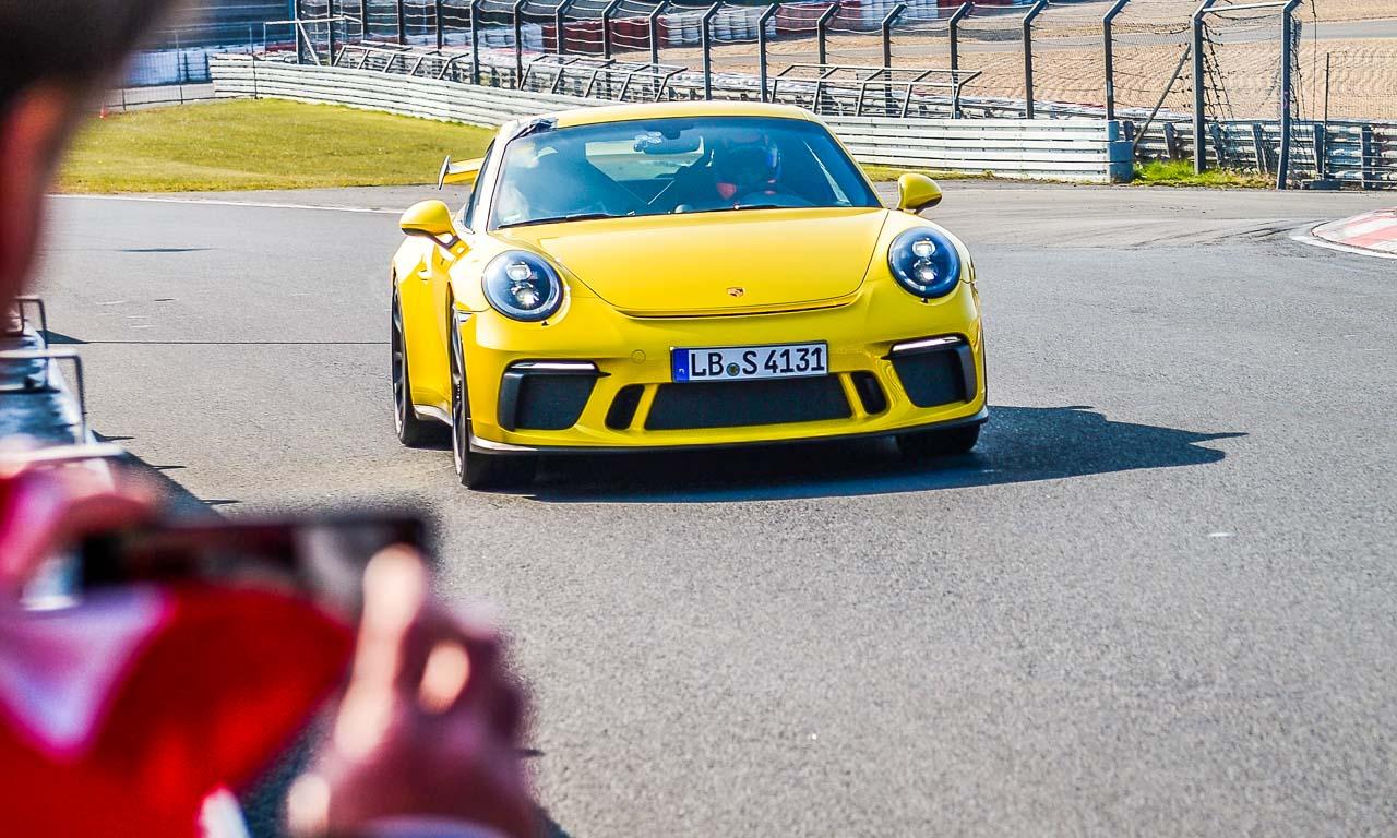 Porsche 911 GT3 991.2 Nordschleife