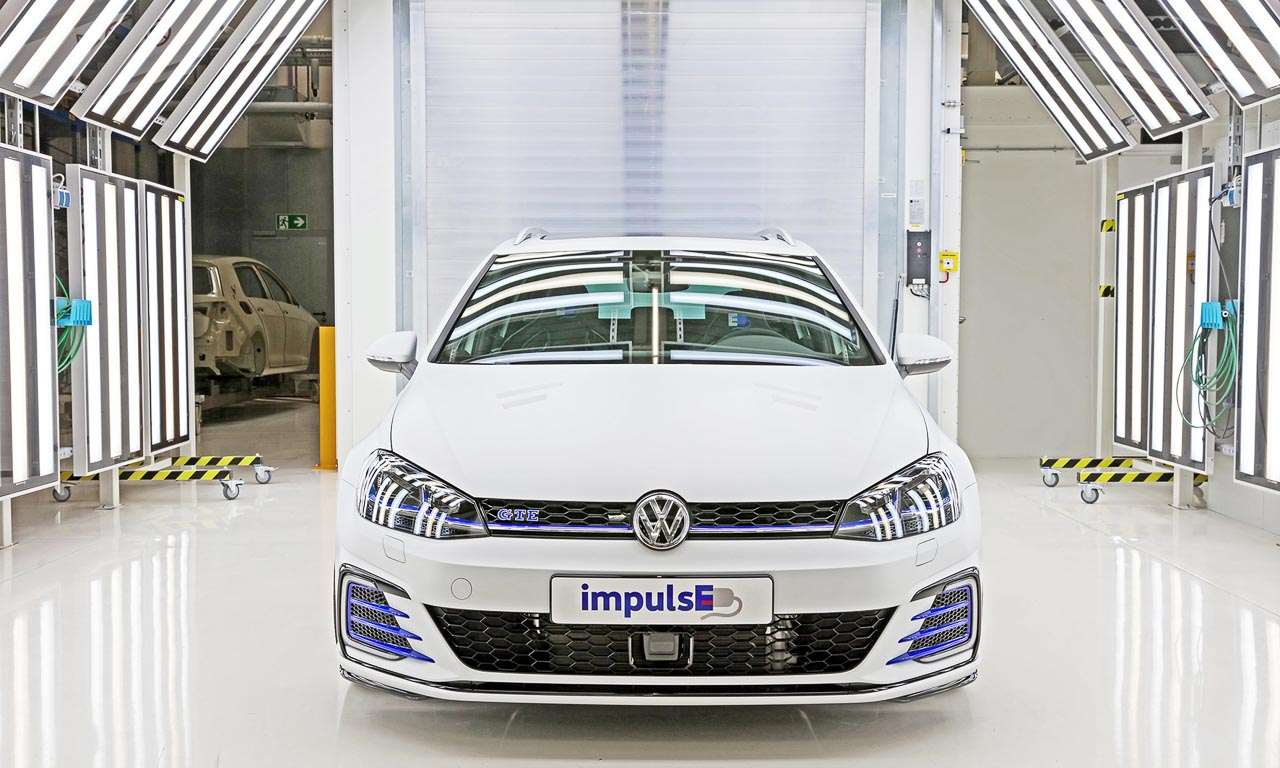 VW Golf GTE Variant impulsE Azubi Woerthersee Studie aus Sachsen 3 - VW Golf GTE Variant impulsE: Azubi-Wörthersee-Studie aus Sachsen